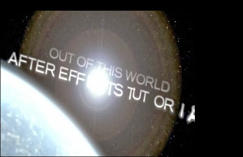 A Sci-Fi Movie Title Sequence