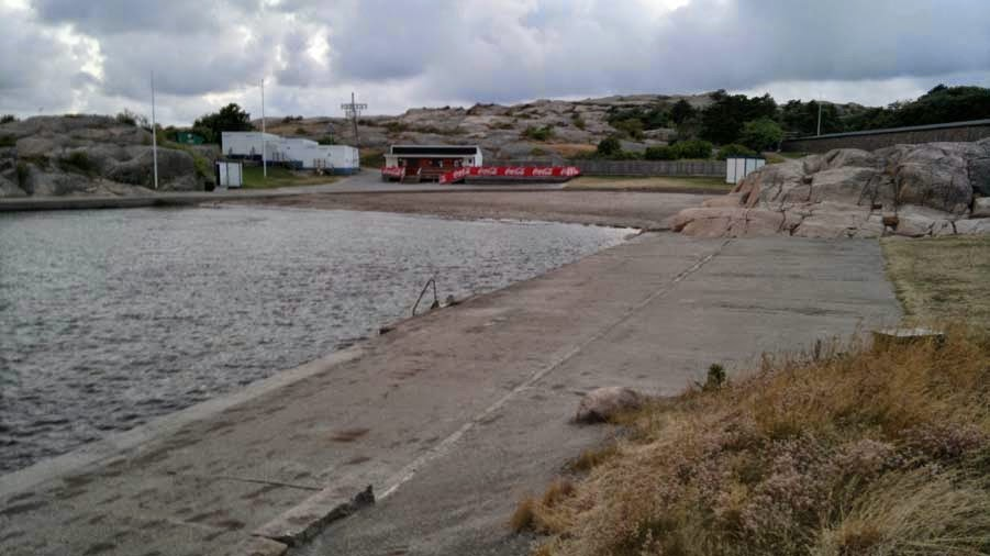 Pinneviksbadet i Lysekil