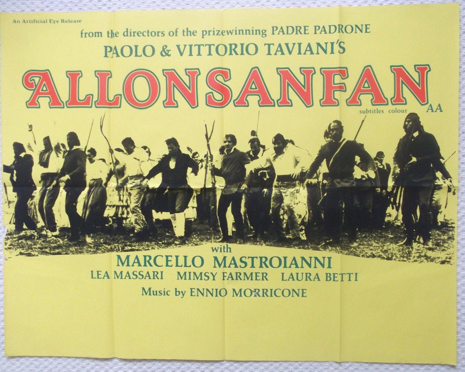ALLONSANFAN - Πάολο και Βιτόριο Ταβιάνι (η ταινία)