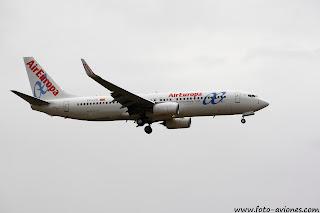 Boeing 737 Next Gen / EC-LPR