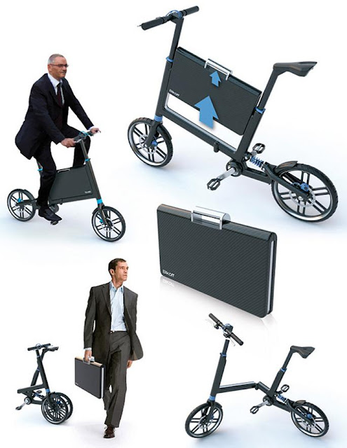 Cool Folding Bikes and Creative Folding Bike Designs (20) 1