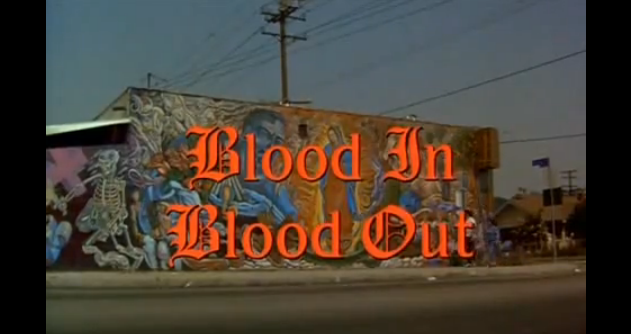 Blood In Blood Out Logo Blood In BLood Out - F...