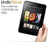 Kindle Fire HD bestellen