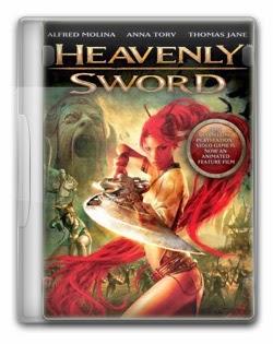 Heavenly Sword   BRRip AVI + RMVB Legendado