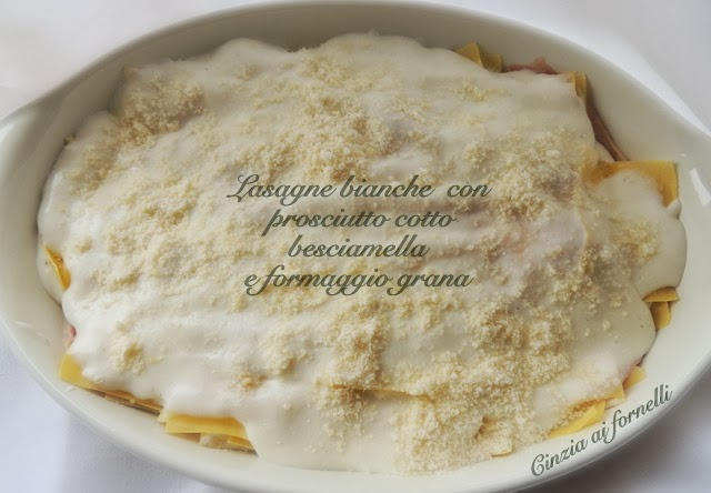lasagne bianche
