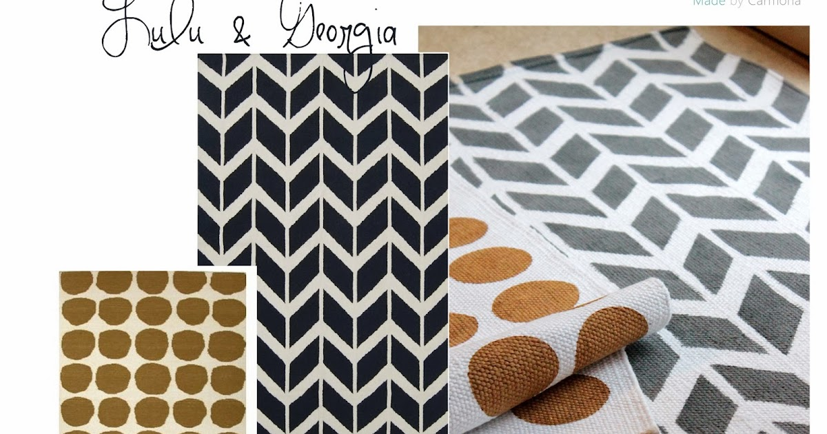 Lulu & Georgia Inspired Rugs