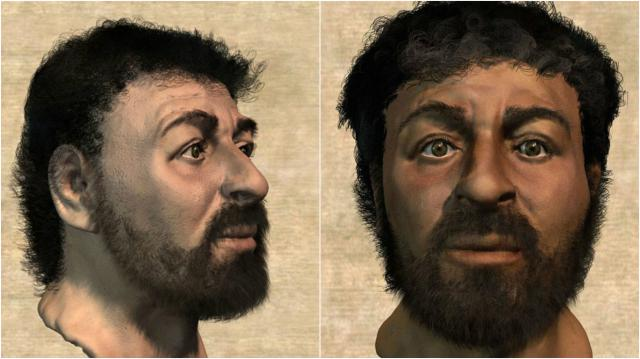 Experts Reconstruct 3D Face Of Jesus Which Contradicts Depictions from the Past