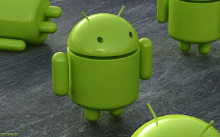 Android guy 3d