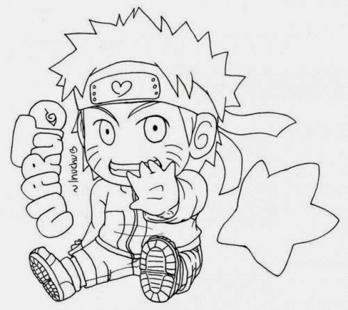 naruto eating ramen coloring pages - photo#48