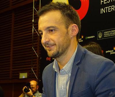 Alejandro Amenábar - Rueda de prensa de Regression