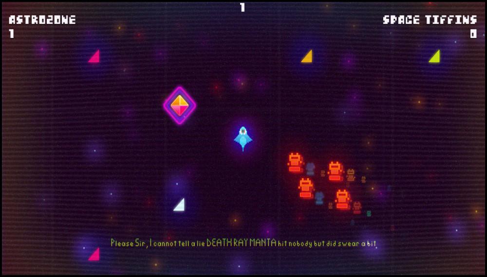 Death Ray Manta- Astrozone 1 screenshot