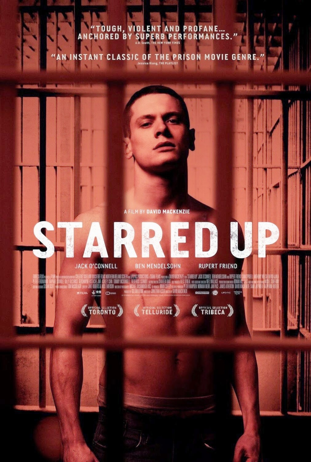 Starred Up – Legendado (2013)
