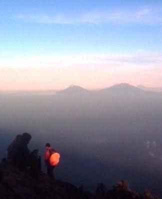 Volcano Lawu Trekking