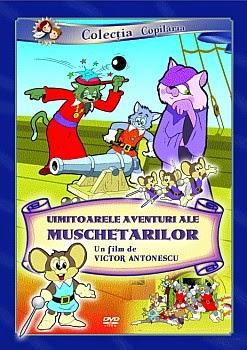 Uimitoarele Aventuri ale Muschetarilor - Șoriceii Mușchetari