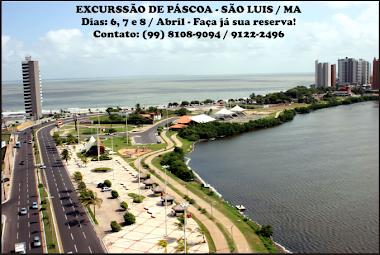 EXCURSSÃO DE PÁSCOA 2012