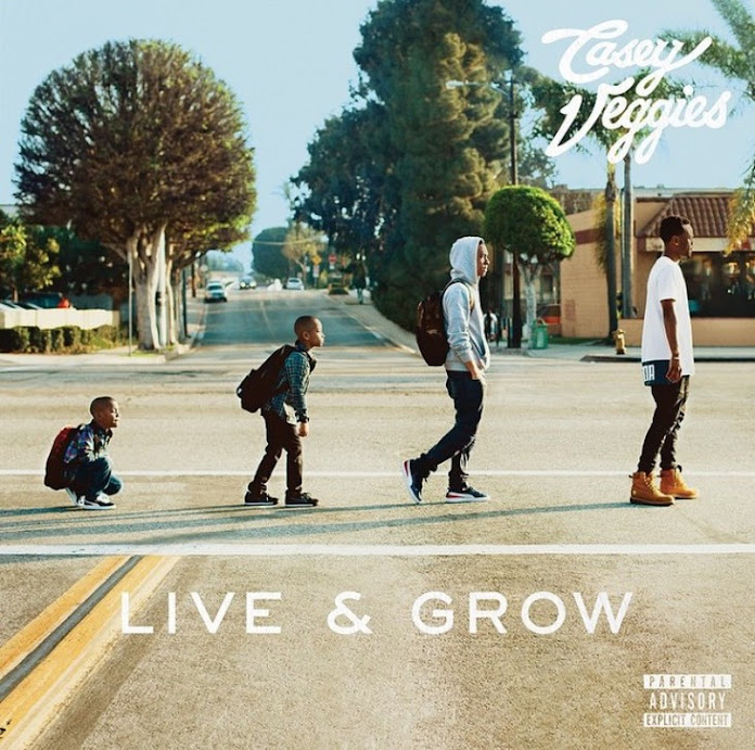 Casey Veggies - Live & Grow (2015)