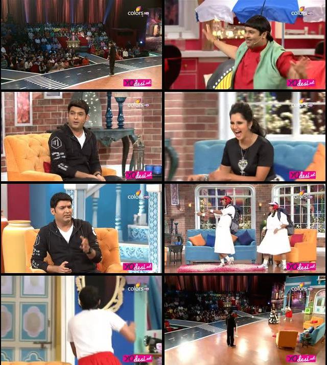 Comedy Nights With Kapil 25th Oct 2015 HDTV 480p