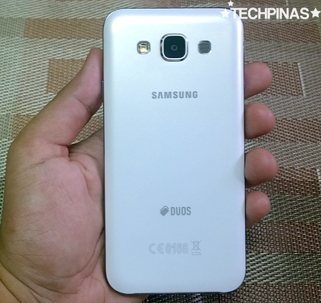 Samsung Galaxy E5, Samsung Galaxy E5 Philippines