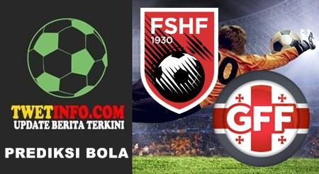 Prediksi Albania U19 vs Georgia U19