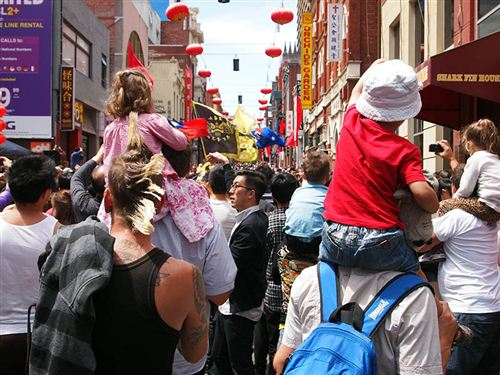 Best Chinese New Year Chinatown In Melbourne