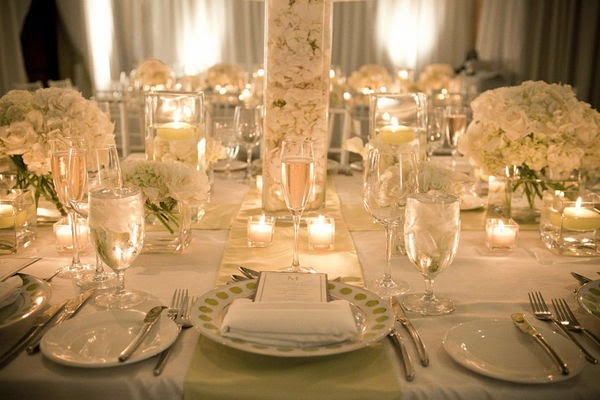 decoracao branca casamento:Brides