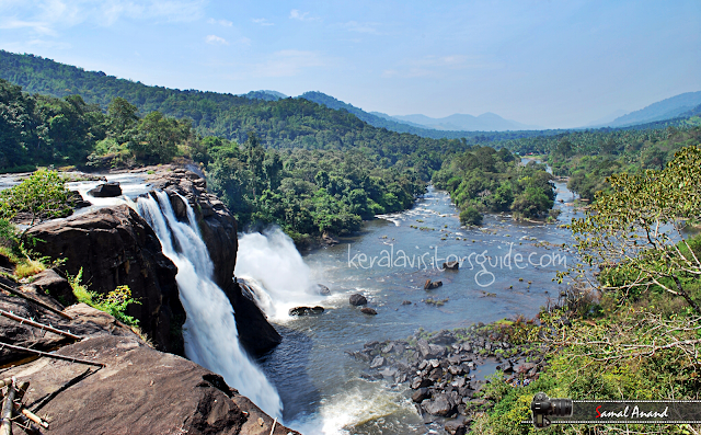 athirappilly waterfalls photo