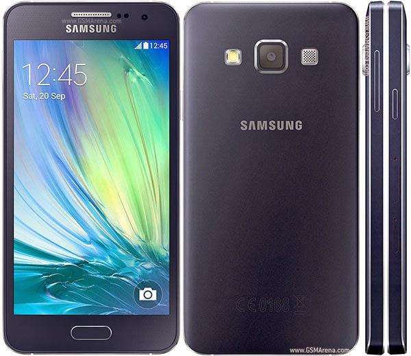Hard Reset Samsung Galaxy A3 SM-A300
