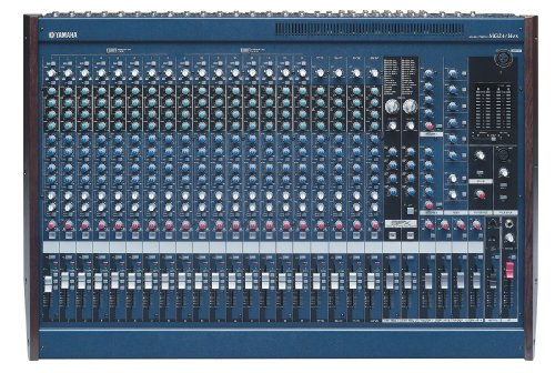 yamaha mg24 14fx 24 channel 14 bus mixer with dual efx 3