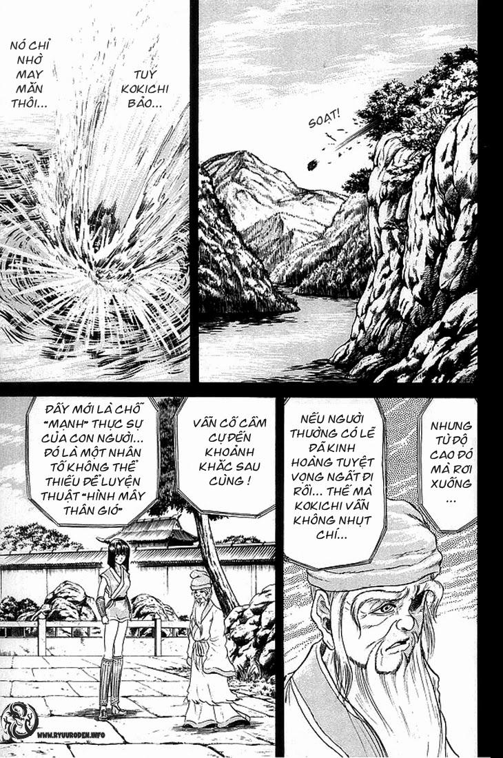 Chú Bé Rồng - Ryuuroden chap 10 - Trang 28
