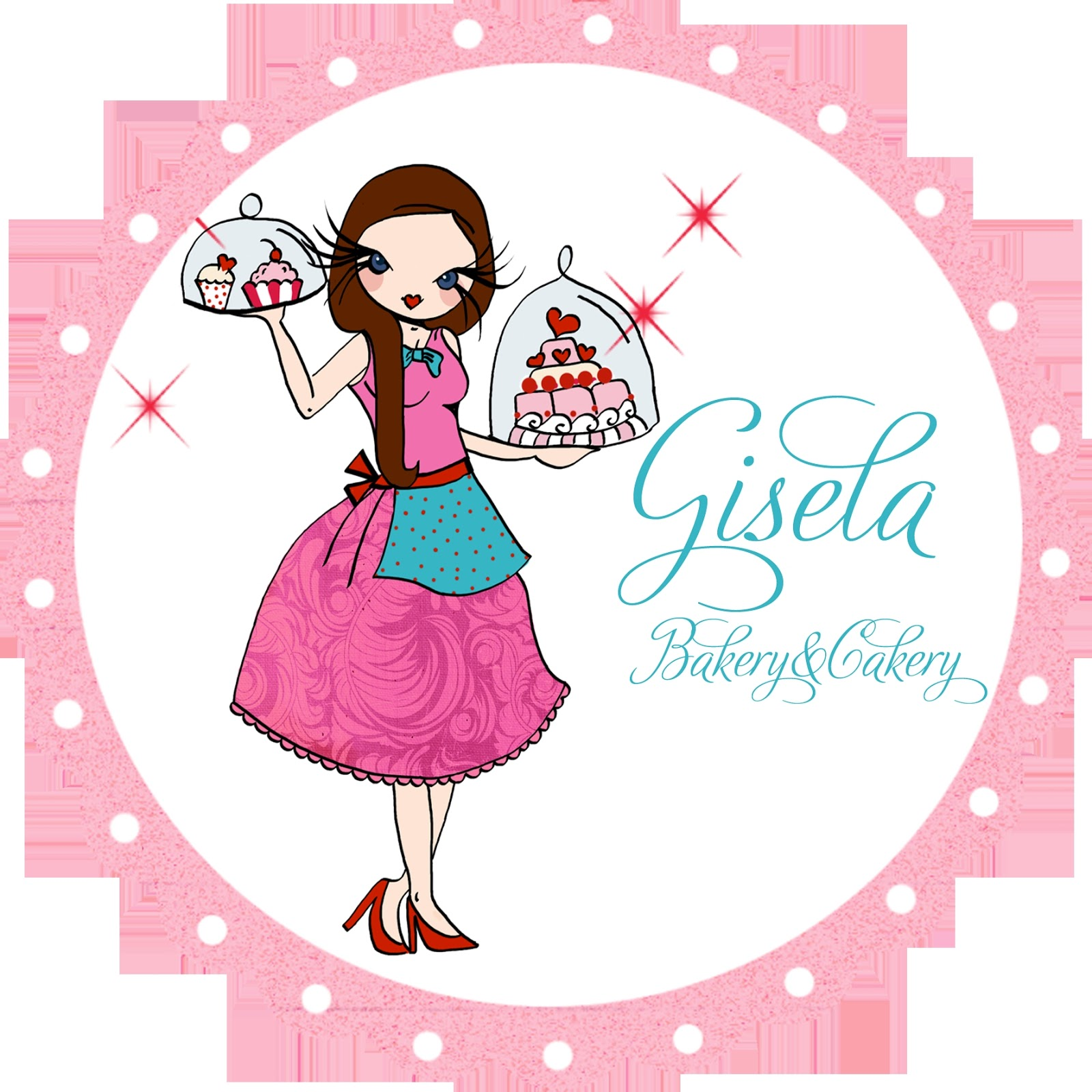 Gisela bakery cakery mensajeras del bienestar bierzo for Logos para editar