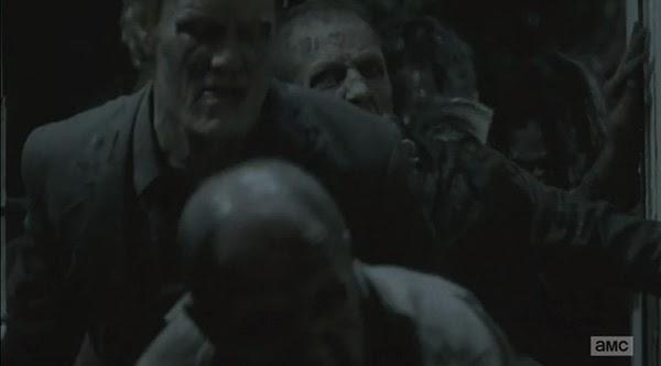 """Zombis en  """"The Walking Dead 4x13"""""""