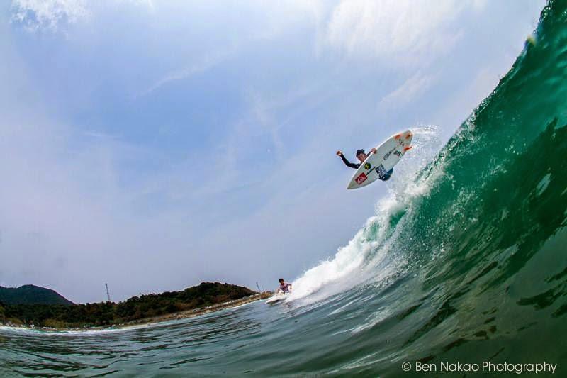 INSPIRE SURFBOARD 高橋健人pro