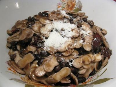 A tavola con mammazan un classico pasta e fagioli - A tavola con guy ricette ...