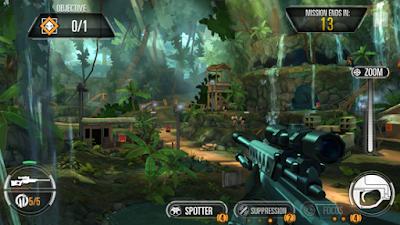 Sniper X MOD Apk