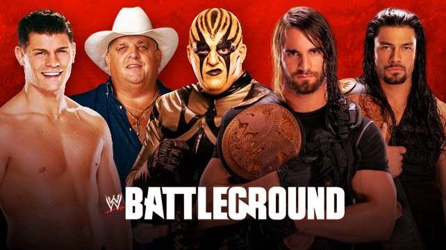 Preview:Cody Rhodes & Goldust vs. WWE Tag Team Champions Seth Rollins & Roman Reigns