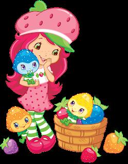 Fruitilla y las frutas