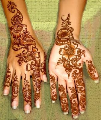 Mehndi Designs For Hands For Beginners  All About