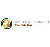 Logo Rumah Sakit Umum Daerah A.M. Parikesit Tenggarong