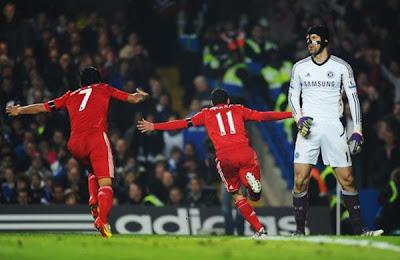 Chelsea 1 - 2 Liverpool (1)