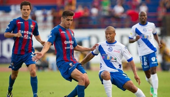 Puebla vs Atlante en vivo
