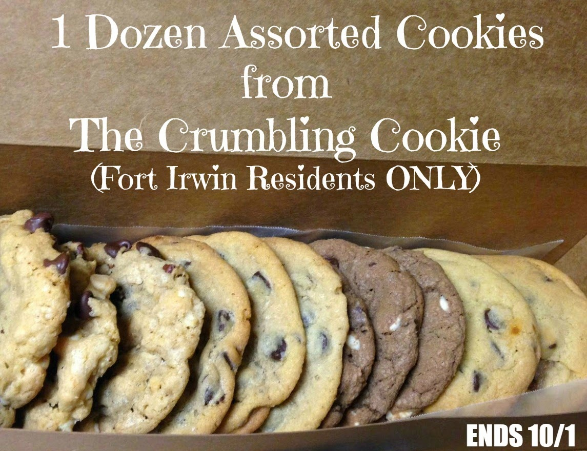 Crumbling Cookie Assortment