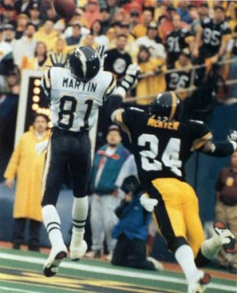 Today In Pro Football History 1995 Chargers Stun