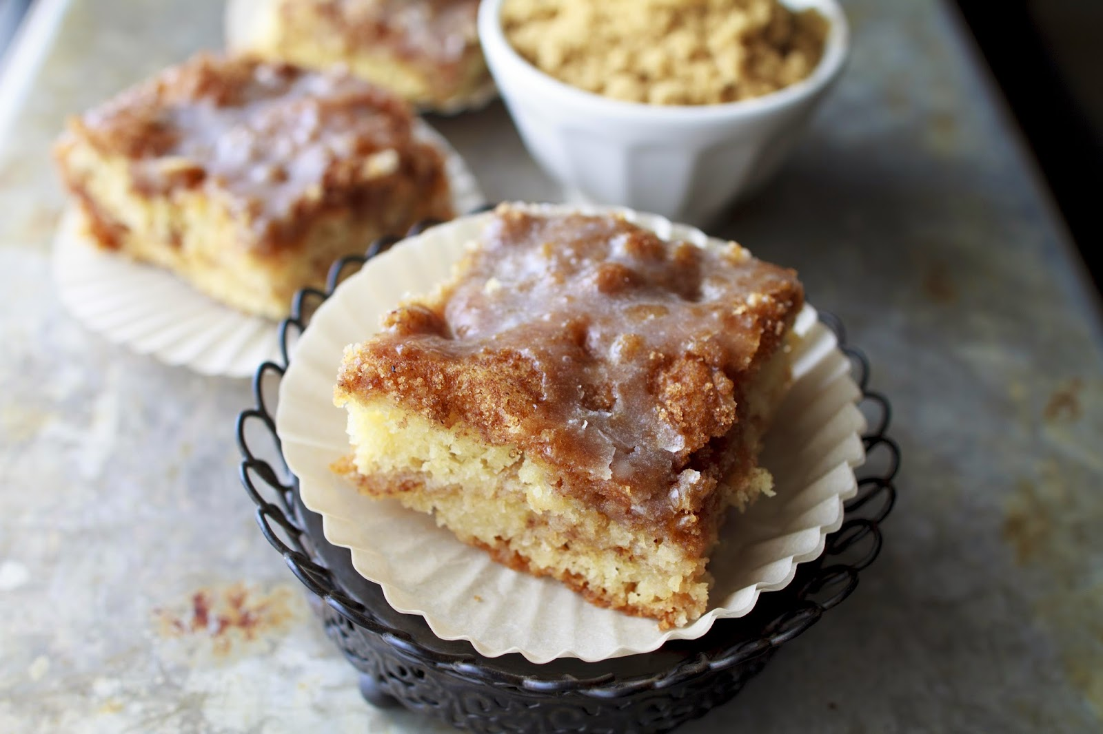 Honey Bun Cake | My Name Is Snickerdoodle