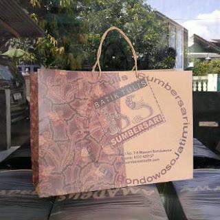 Tas Batik Untuk Promo Butik