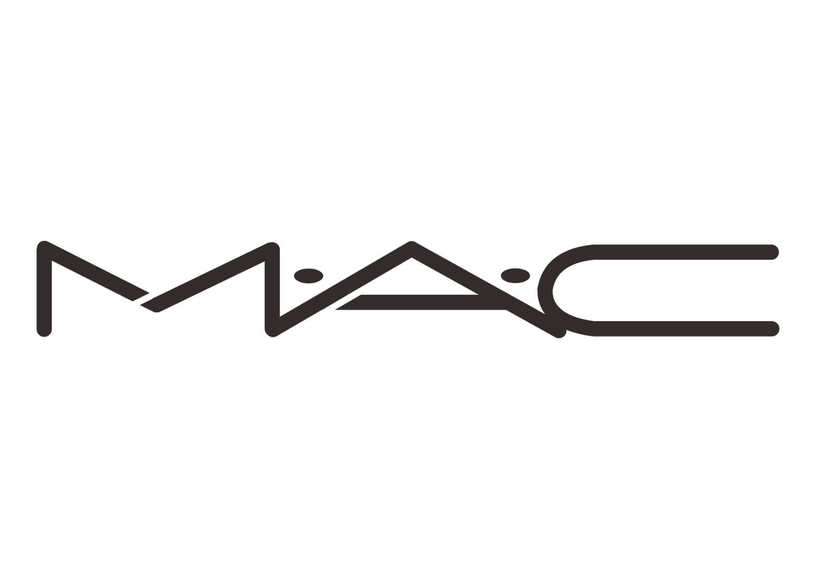 Mac cosmetics logo vector format cdr ai eps svg pdf png Free vector program mac