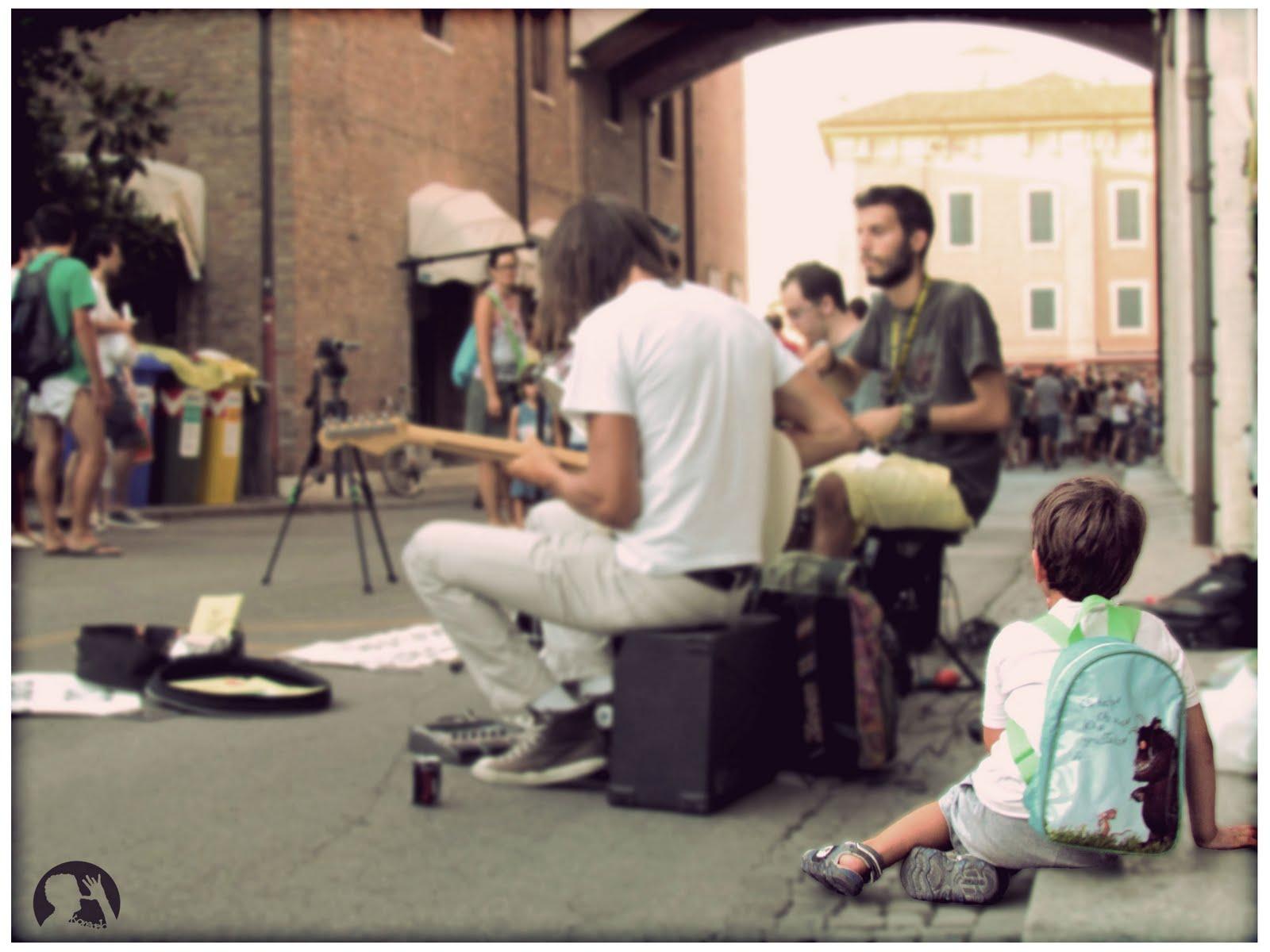 Konsuelo band konsuelo band live parco sempione for Living milano sempione