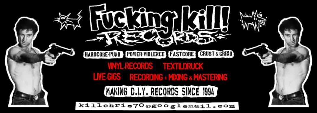FUCKING KILL RECORDS