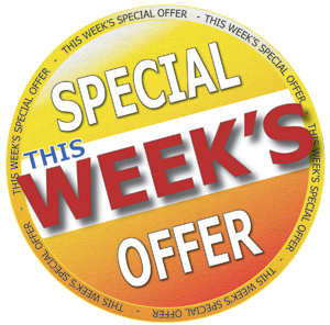 This Week Special
