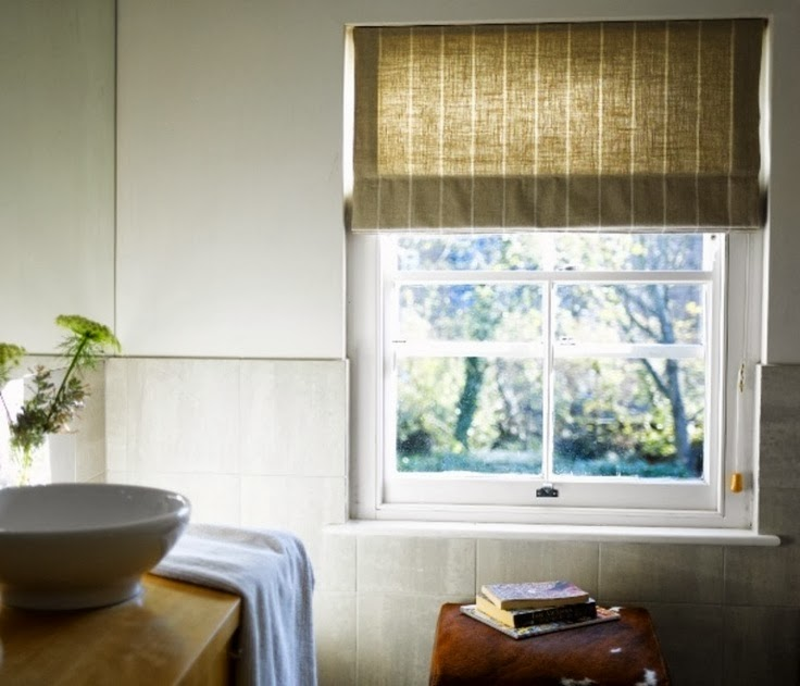 Bathroom Window Treatments - Bedroom and Bathroom Ideas