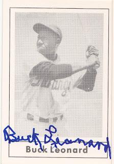 #36 Buck Leonard